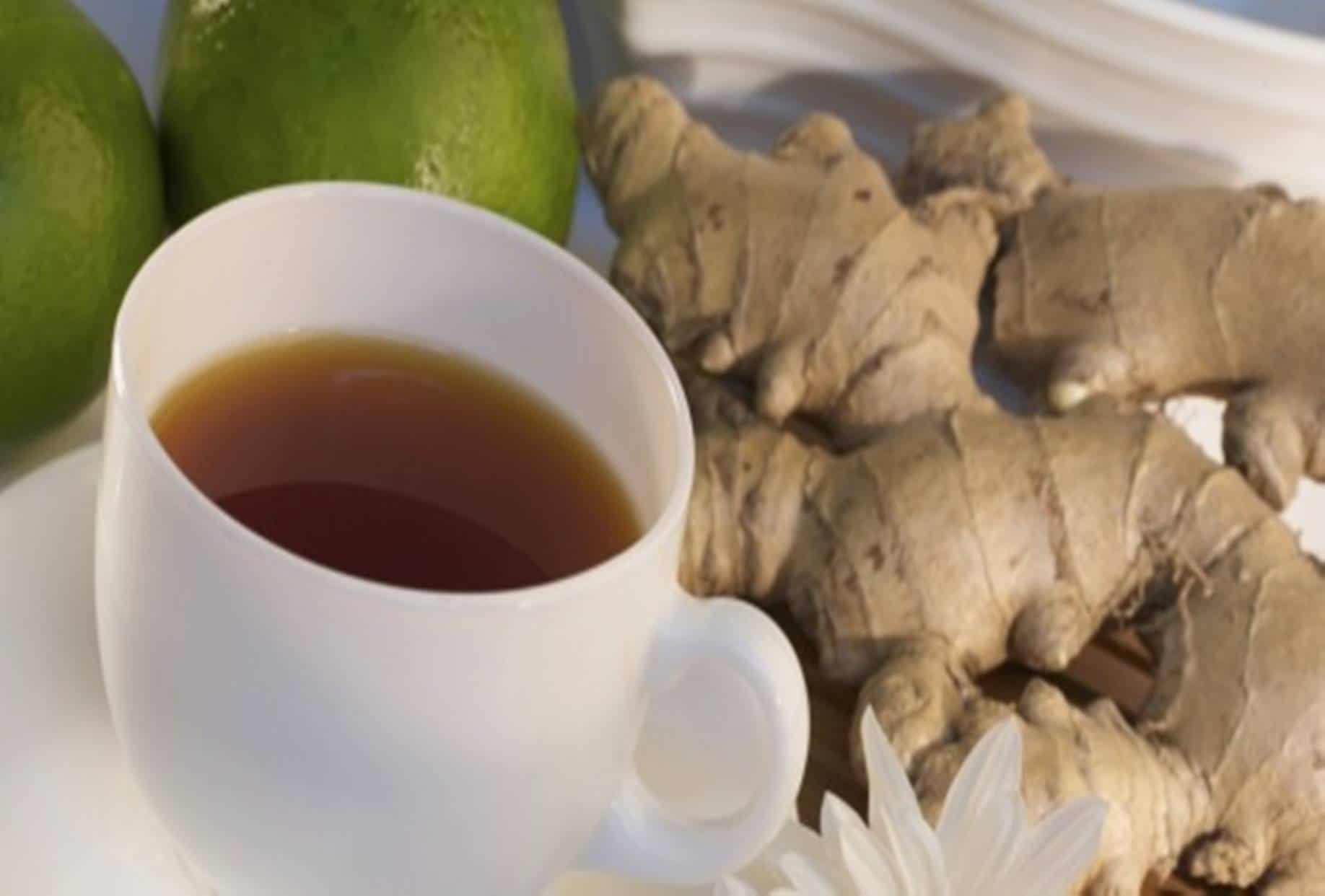 Agua Com Mel E Canela Beneficios Água de gengibre com limão desincha e emagrece