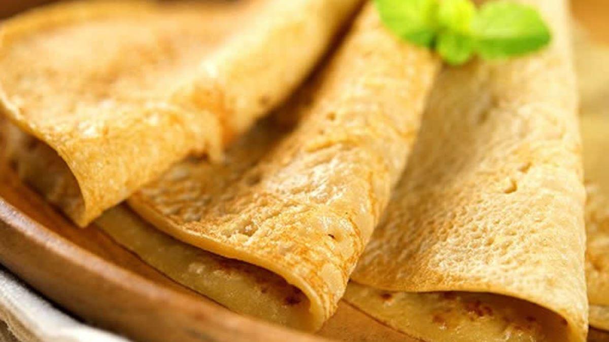 Cinco deliciosas receitas de crepioca que não engordam para incluir na dieta