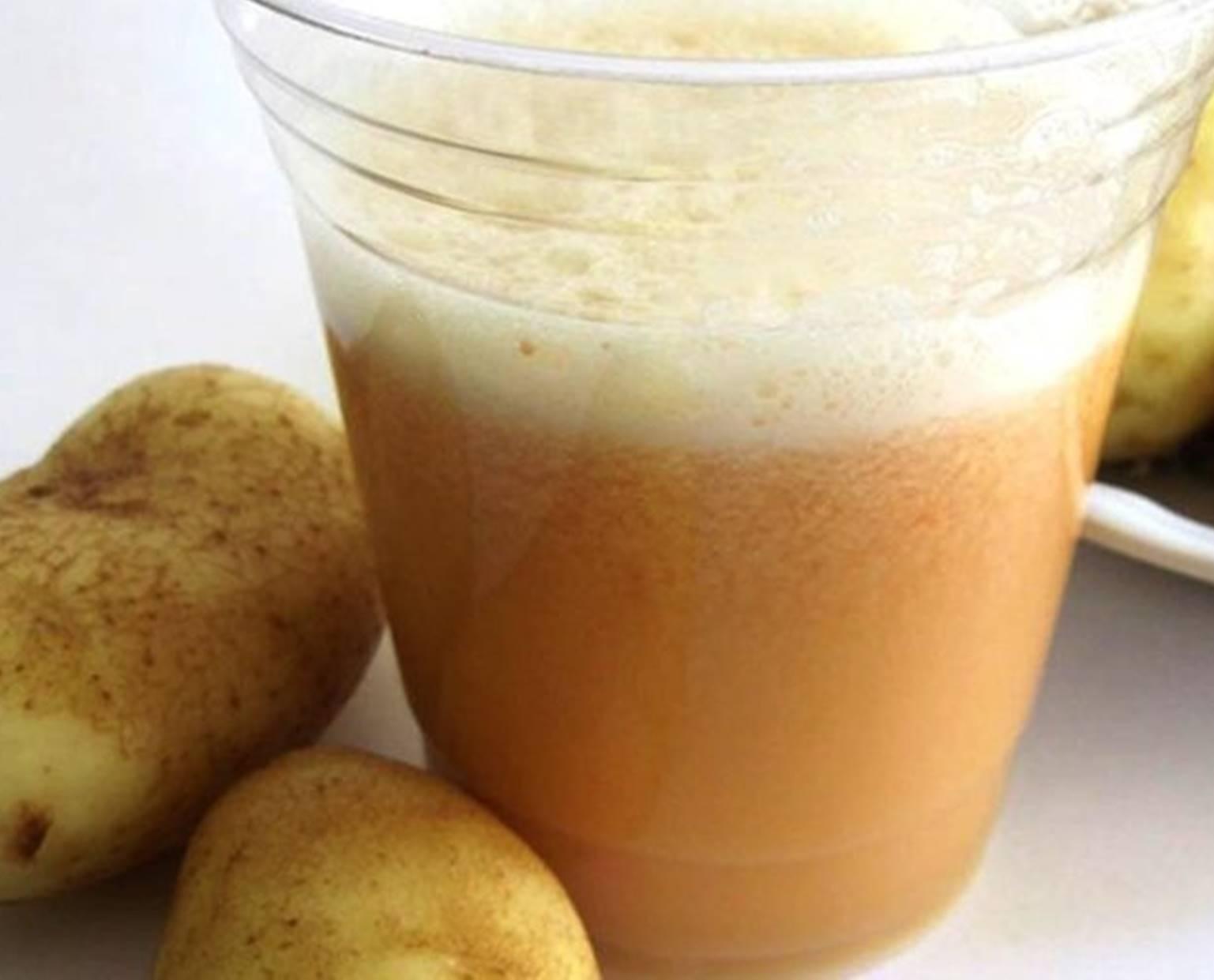 Suco de Batata e Benefícios para Saúde
