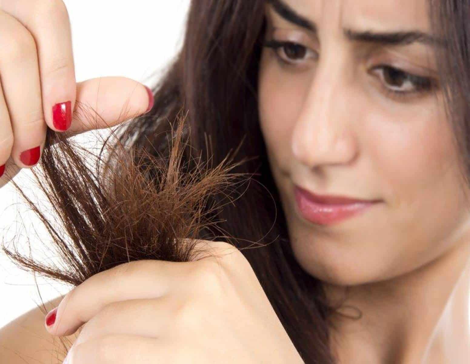 Poderoso alisamento natural de cabelo com leite de coco e limão