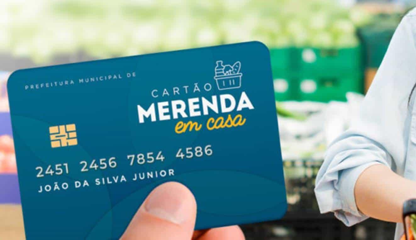 Confira locais de entrega dos cartões com R$ 50 neste sábado