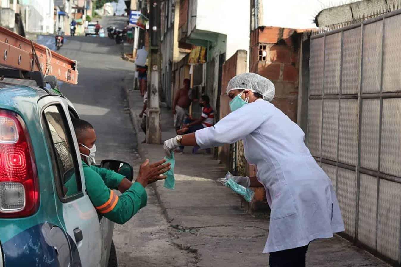 Simões Filho: KM 25, Ilha de São João e CIA 1 lideram lista de bairros com mais casos de Covid-19: veja lista atualizada