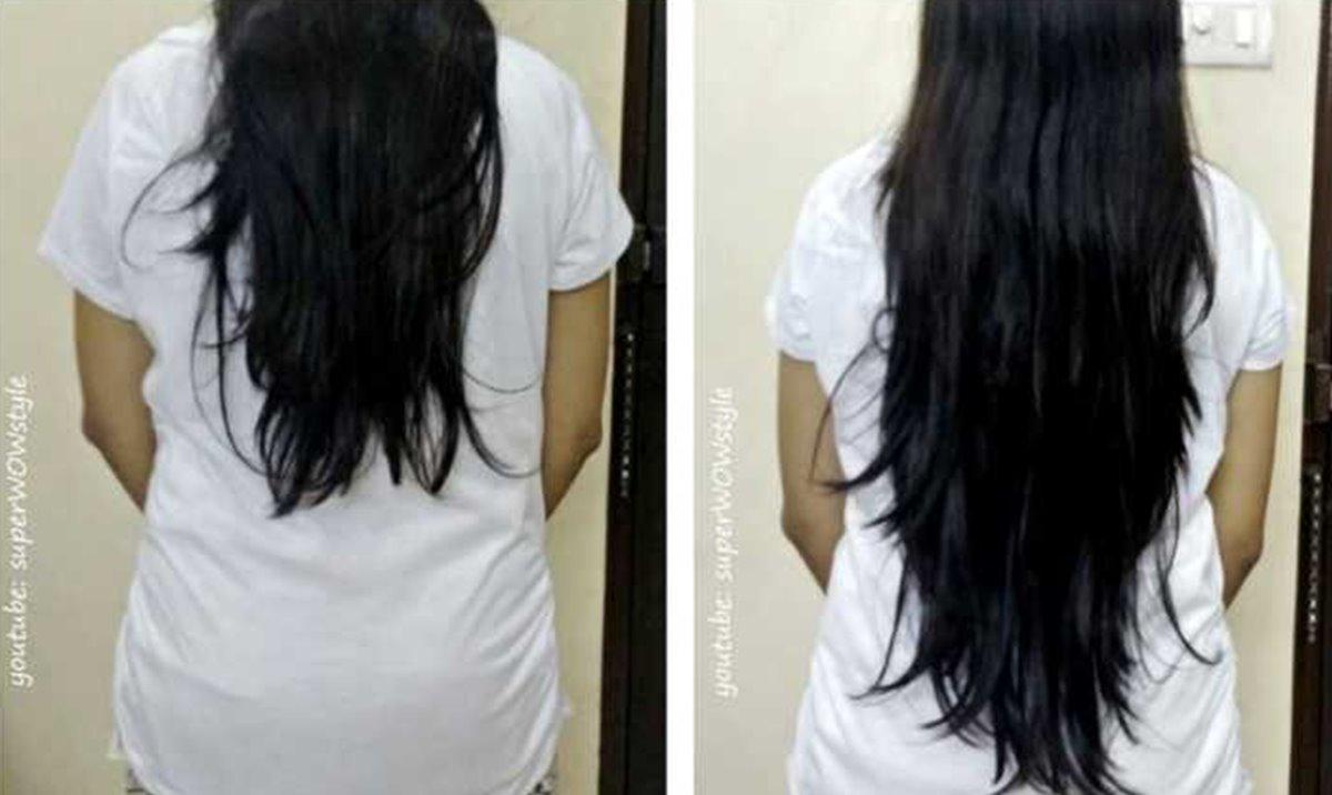 Indiana revela receita secreta para crescer cabelo - Especialista indica