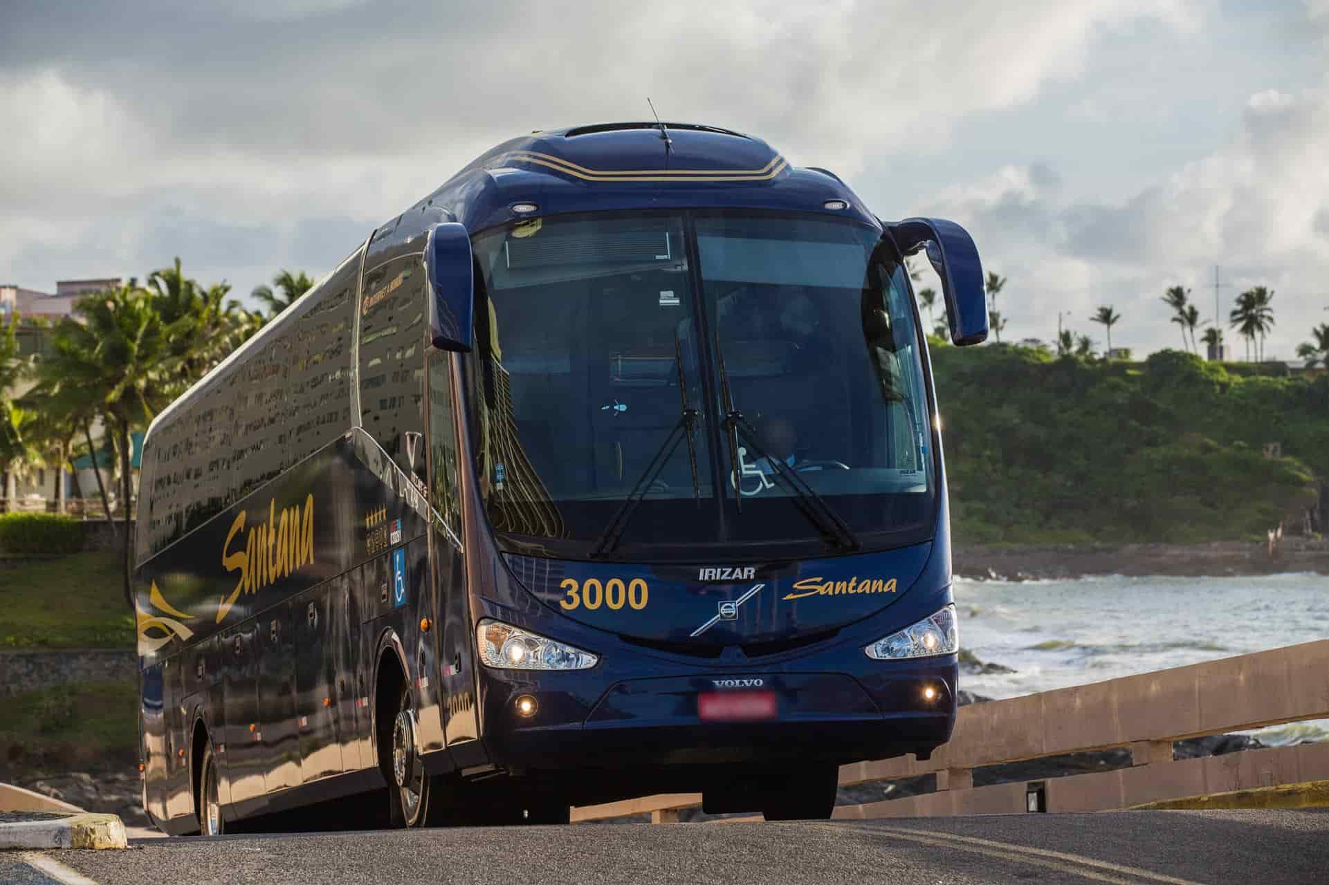 Lista de municípios com transporte intermunicipal suspenso na Bahia