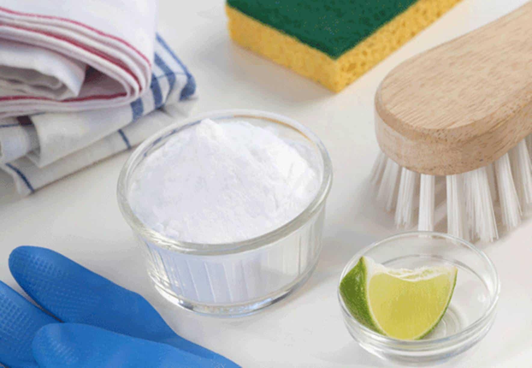 11 ingredientes da cozinha vão te ajudar a fazer a faxina na casa