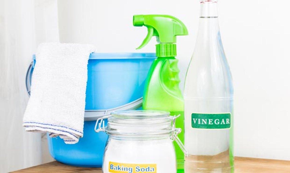 Aprenda a fazer o melhor desinfetante para limpeza com vinagre branco