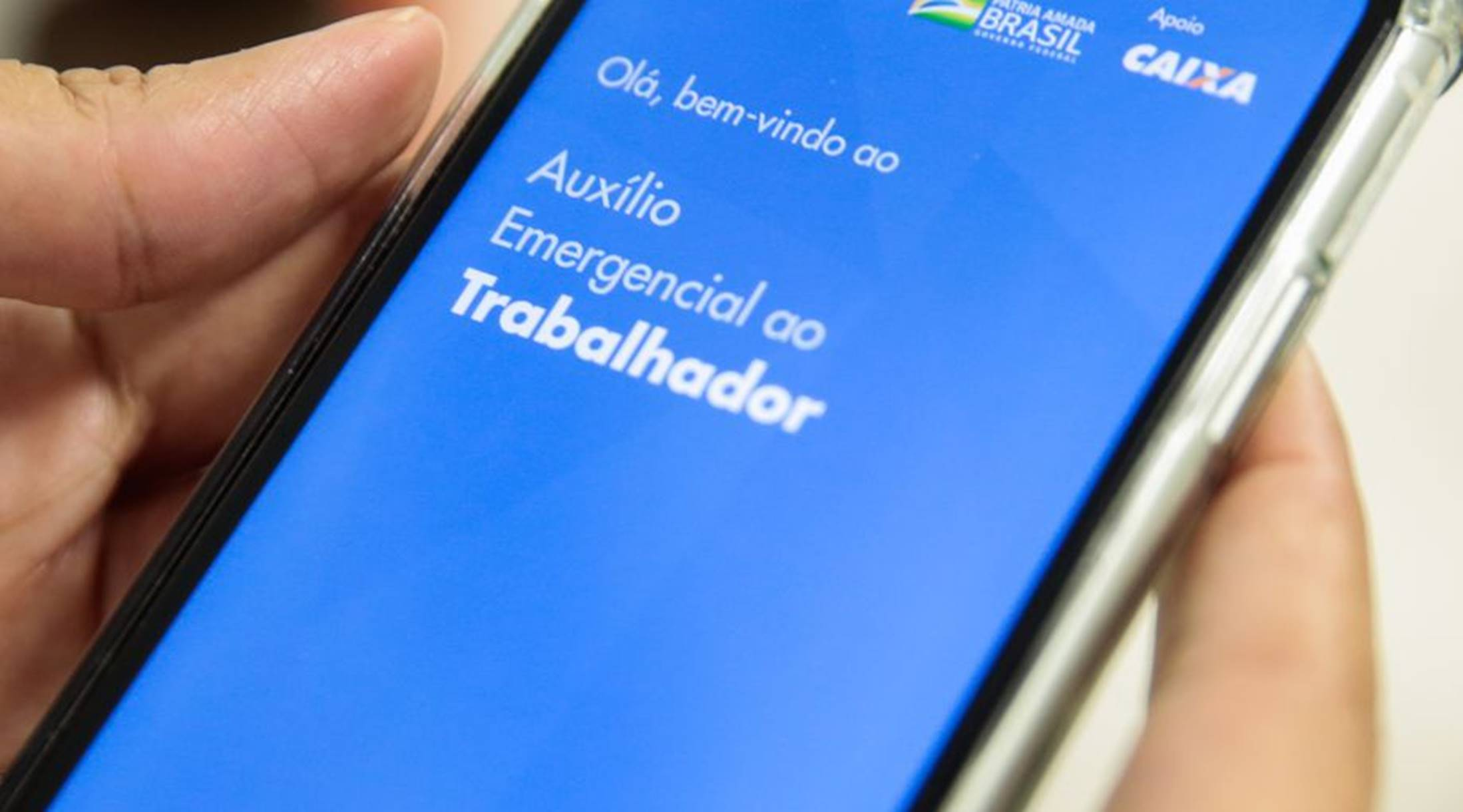 Auxílio Emergencial app