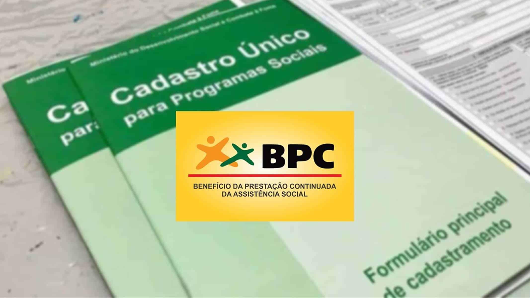 Novo prazo de suspensão do BPC no Cadastro Único começa semana que vem