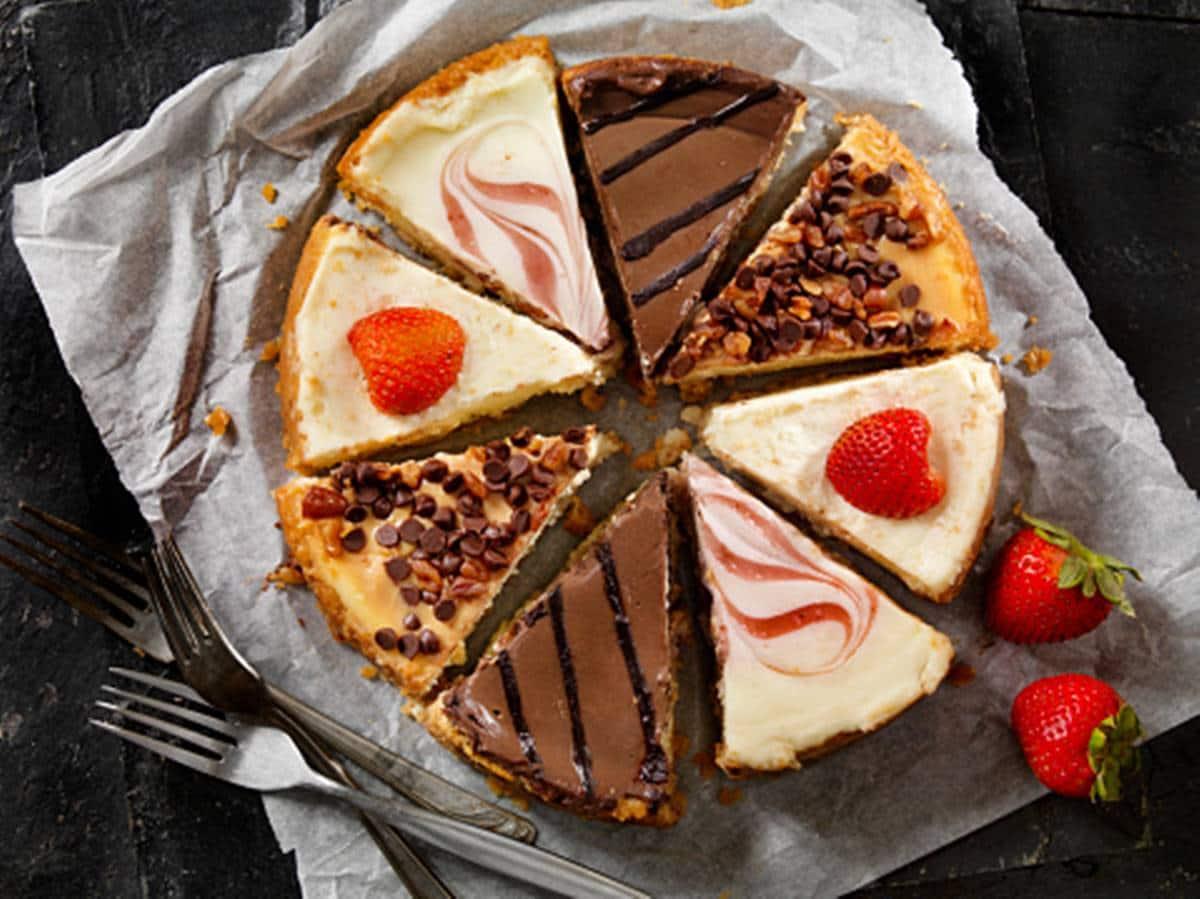 Cheesecake: Receitas de sabor nutella, doce de leite e limão fáceis de fazer
