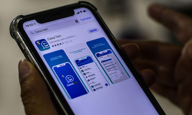 App Caixa Tem apresenta mais falhas e impede a movimentação do FGTS
