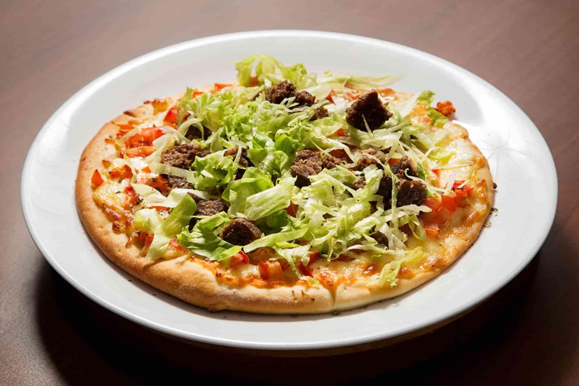 Aprenda fazer pizza de salada: Saudável sem deixar de ser deliciosa
