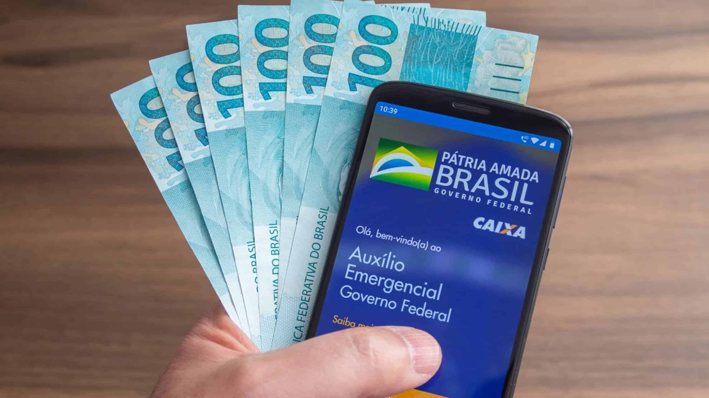 Nova parcela do auxílio emergencial beneficia 3,7 milhões de brasileiros