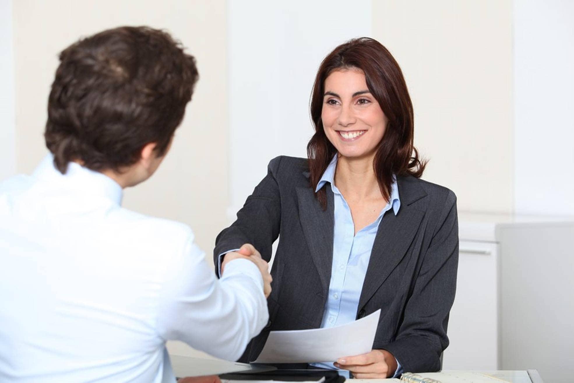 emprego entrevista