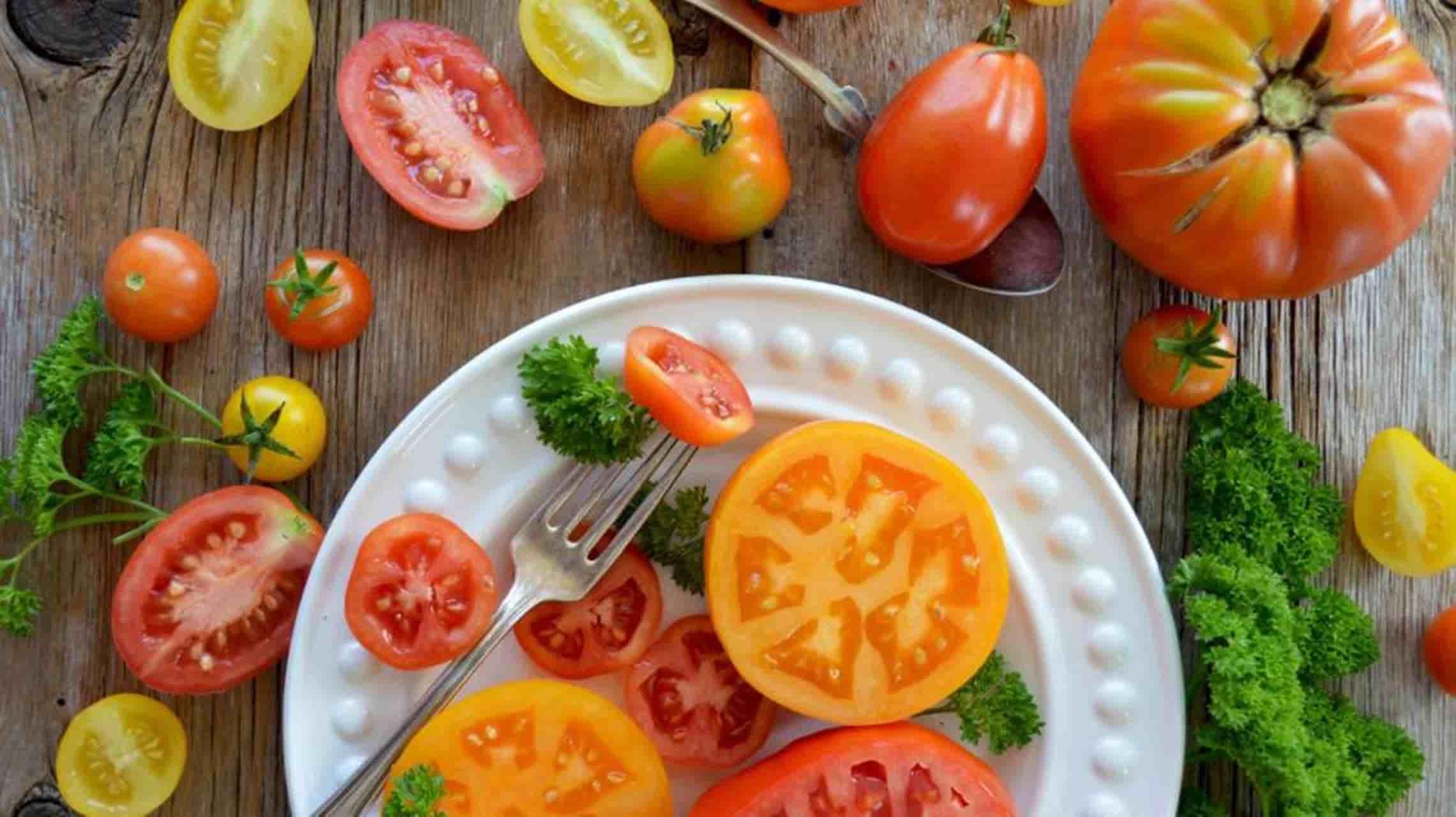 Dois quilos em três dias, a dieta do tomate funciona para perder peso?