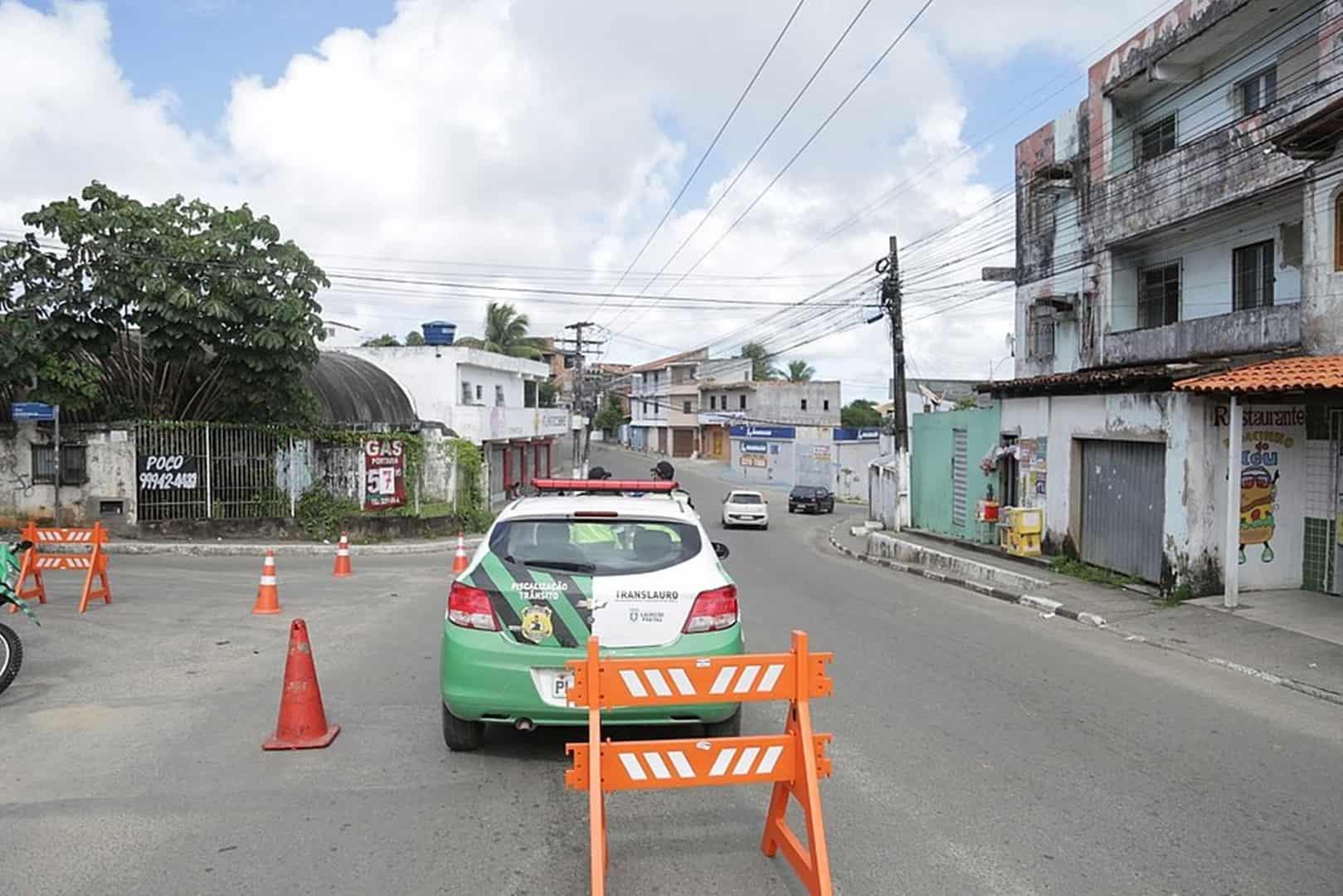 Foto: Lucas Lins/Prefeitura de Lauro de Freitas