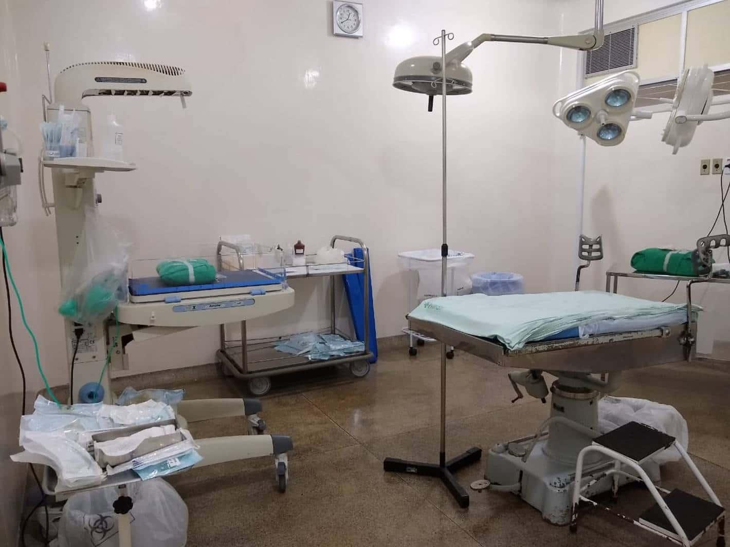 Simões Filho: Hospital Municipal retoma cirurgias eletivas
