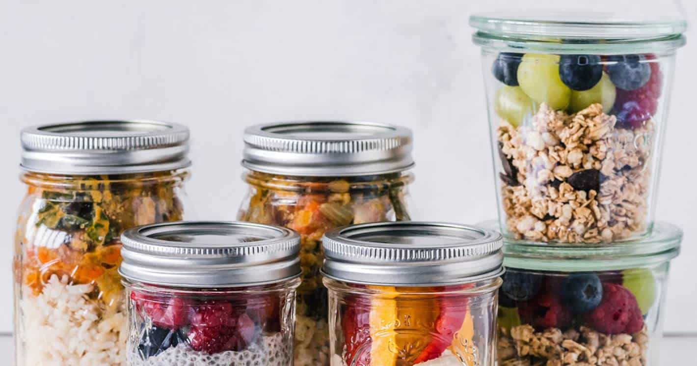 5 lanches saudáveis (e deliciosos) para comer no trabalho
