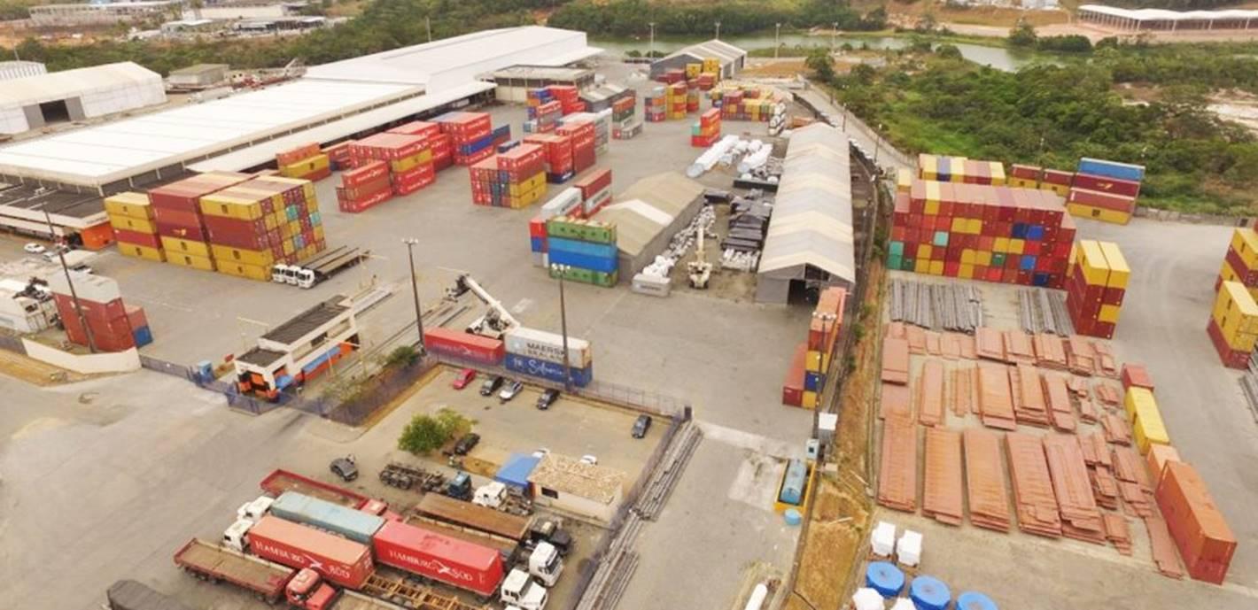 TPC conclui reestruturação do Complexo Logístico de Simões Filho