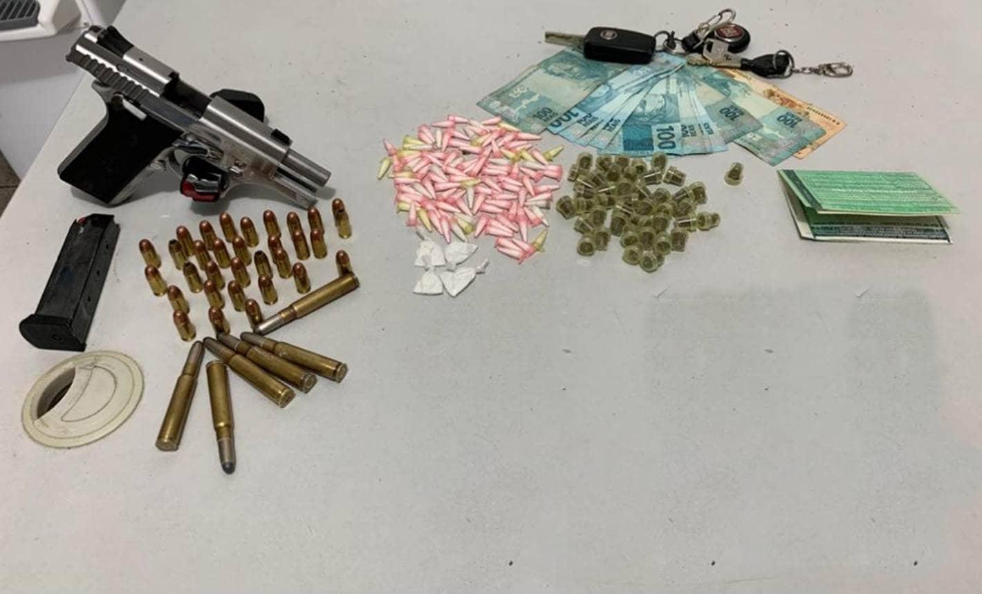 Fornecedor de drogas morre durante confronto policial em Simões Filho