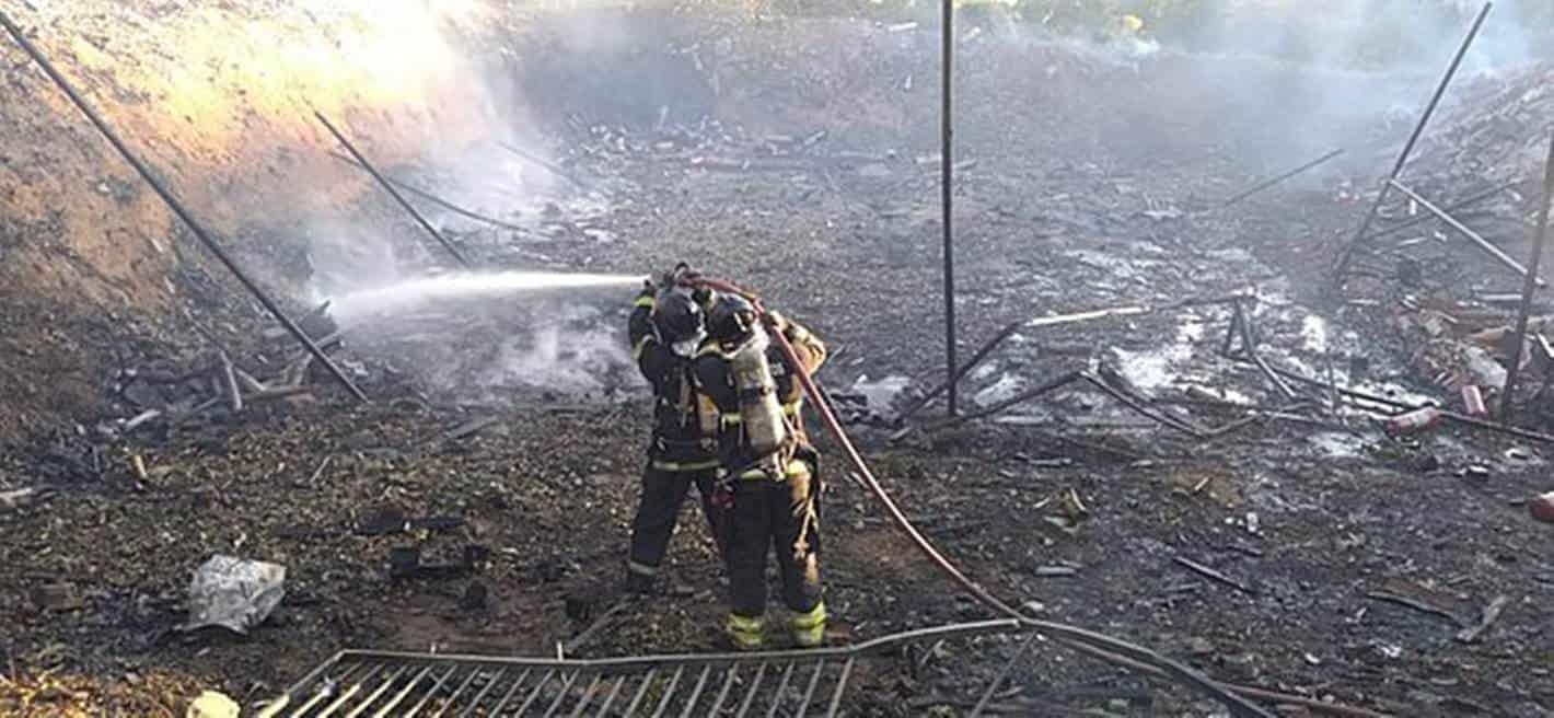 Impacto da explosão de galpão em Simões Filho atinge 16 casas