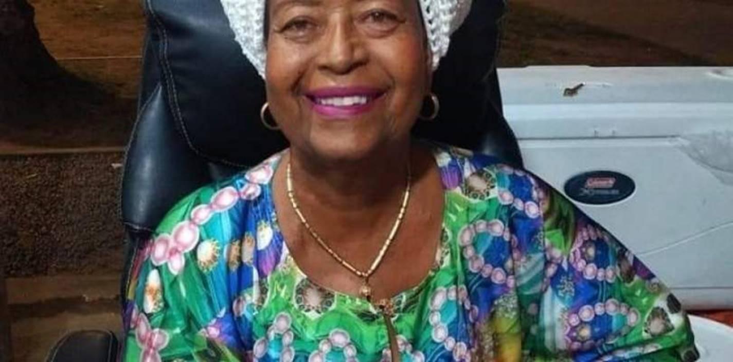 """Morre baiana """"Cira do Acarajé"""" aos 69 anos"""