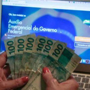 auxílio emergencial dinheiro 1