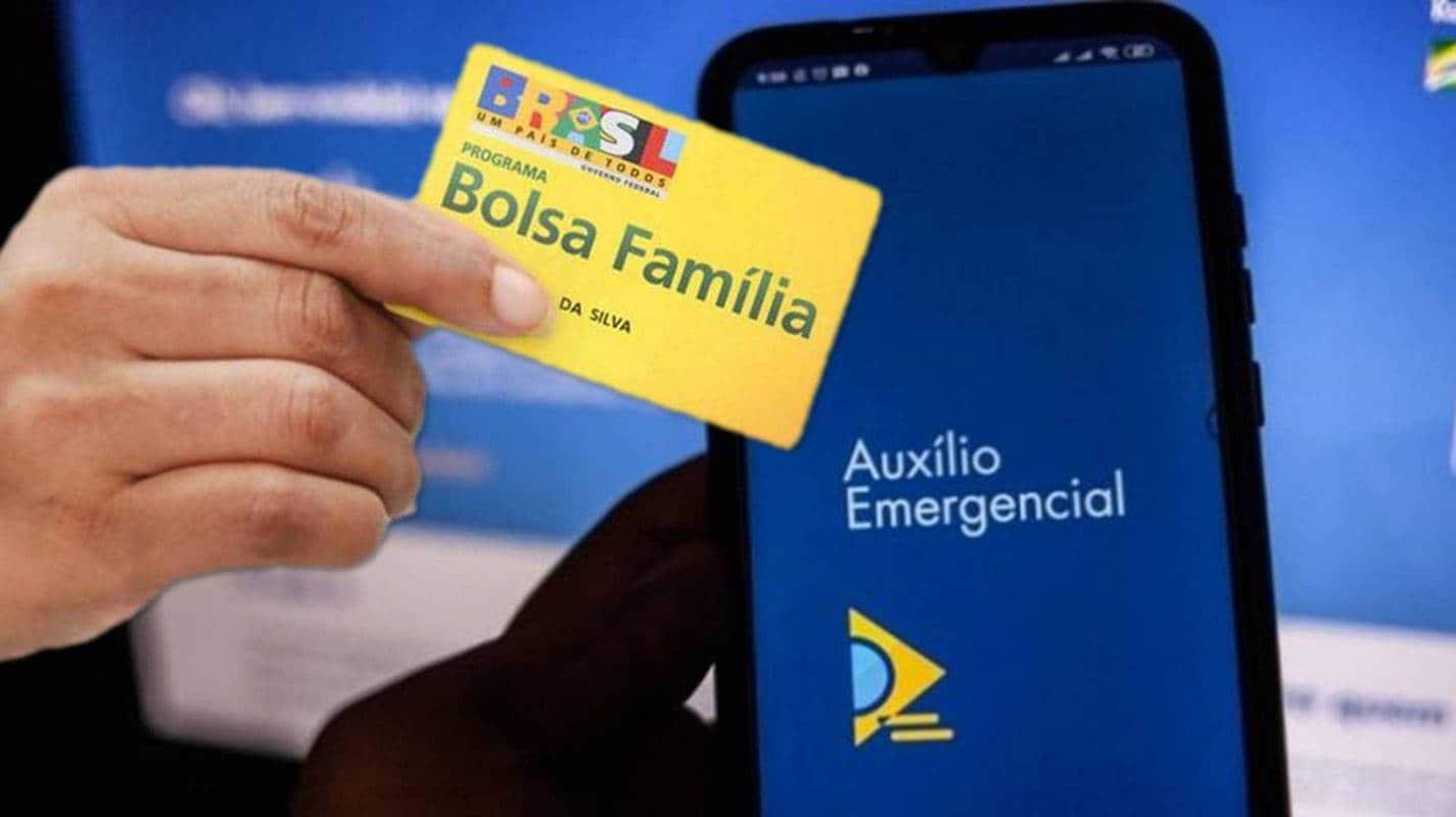bolsa família auxílio emergencial 2