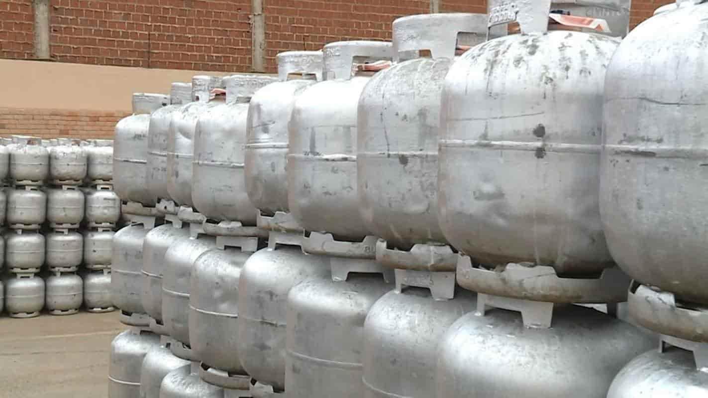 Bojão de gás
