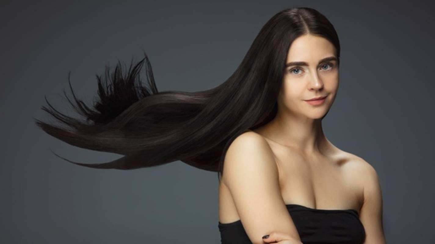 cabelos radiantes