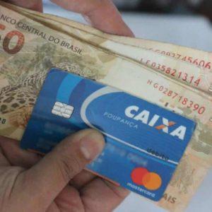 caixa dinheiro PIS