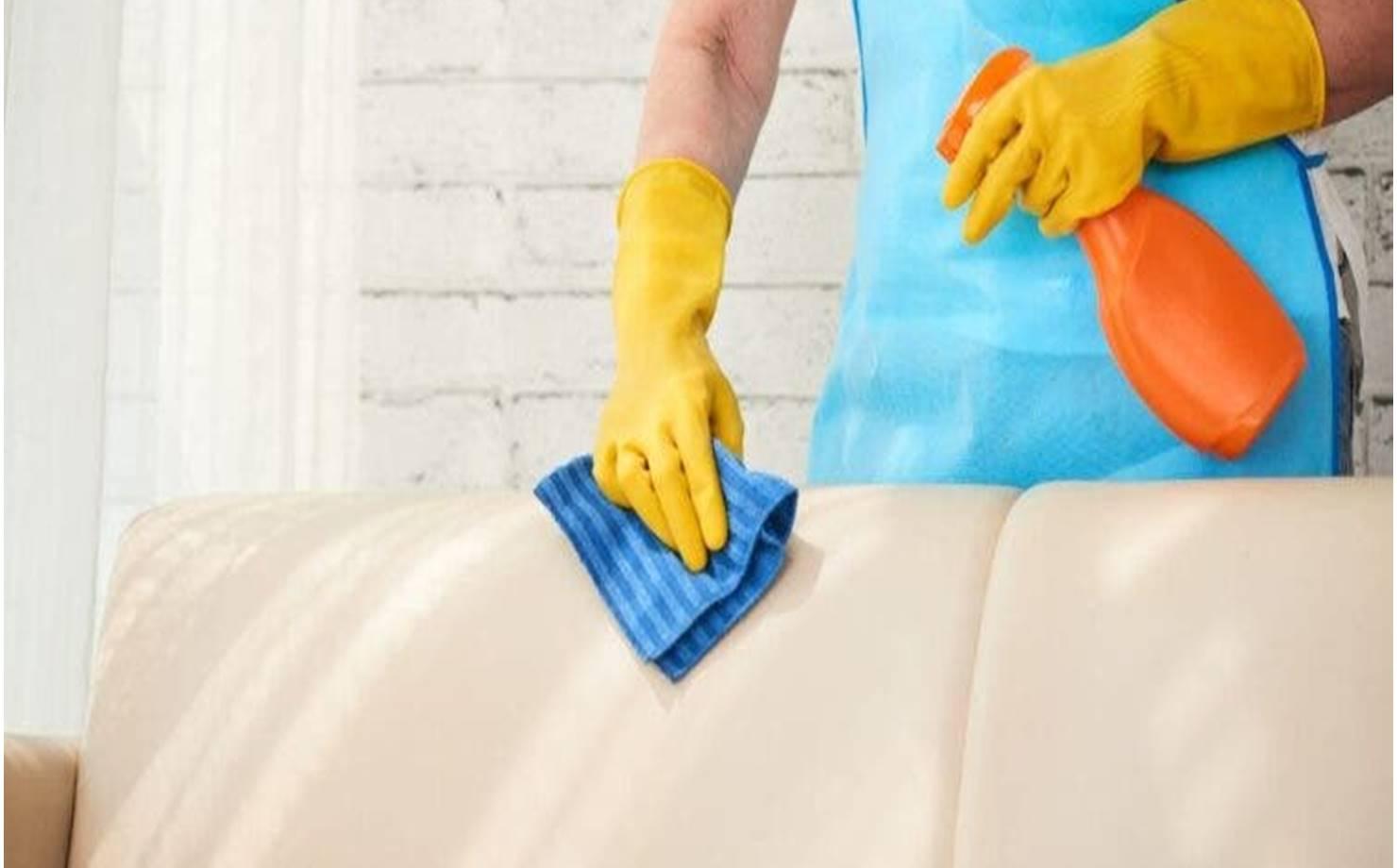 Limpeza Caseira em Estofado