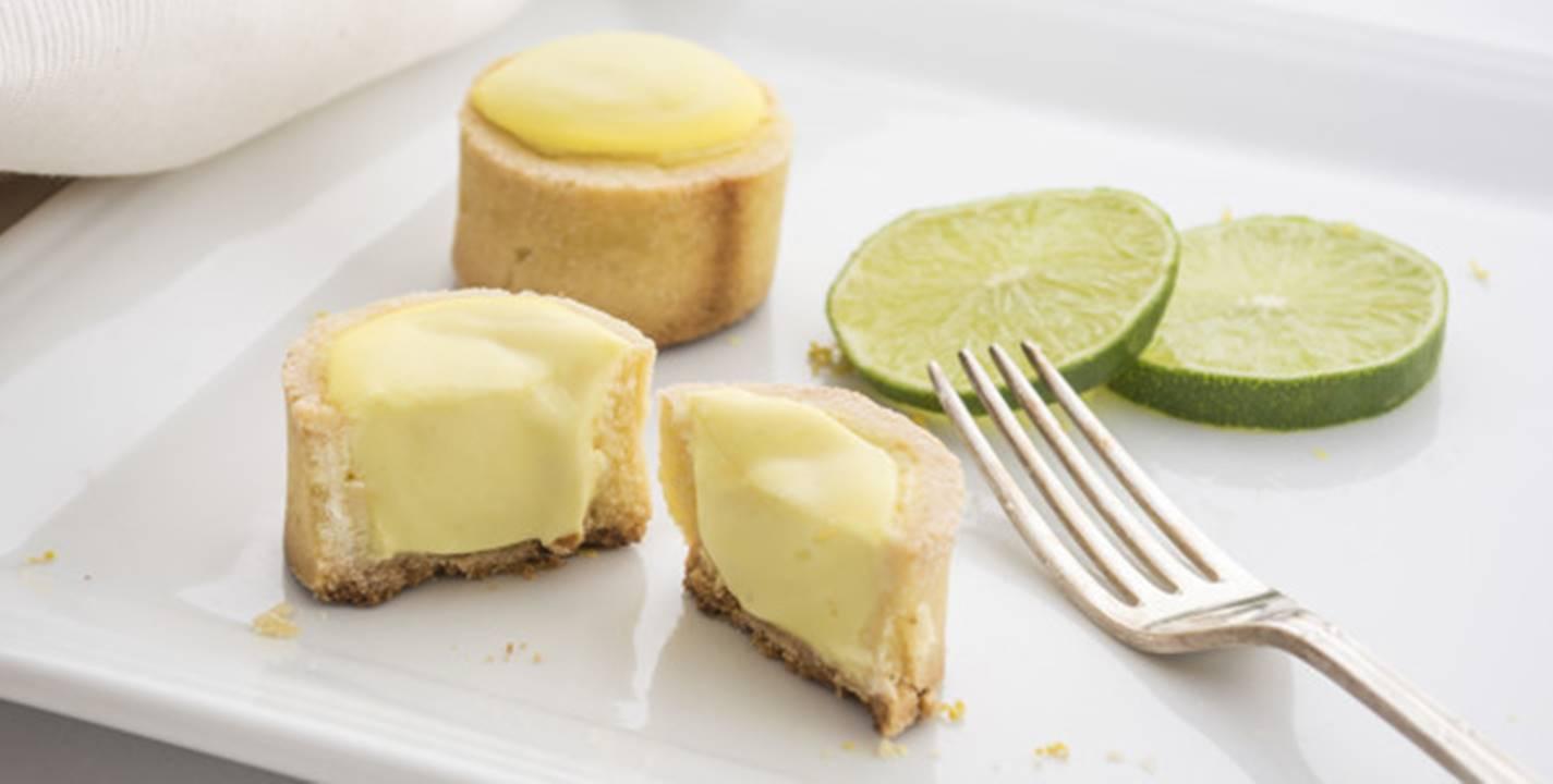 Receita de torta de limão, ideal para o verão pelo seu sabor fresco