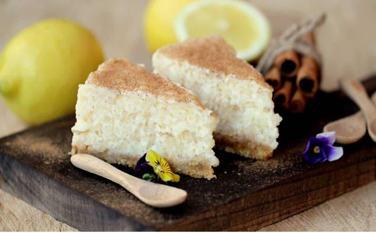 Surpreenda sua família com uma deliciosa torta de arroz