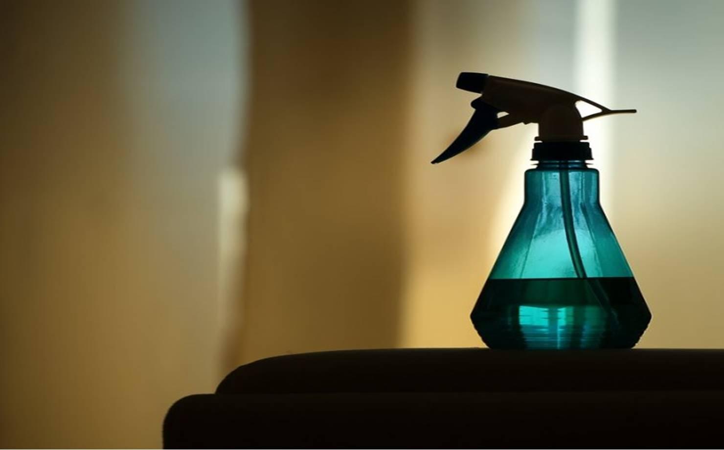 Mistura poderosa para que sua casa sempre cheire bem