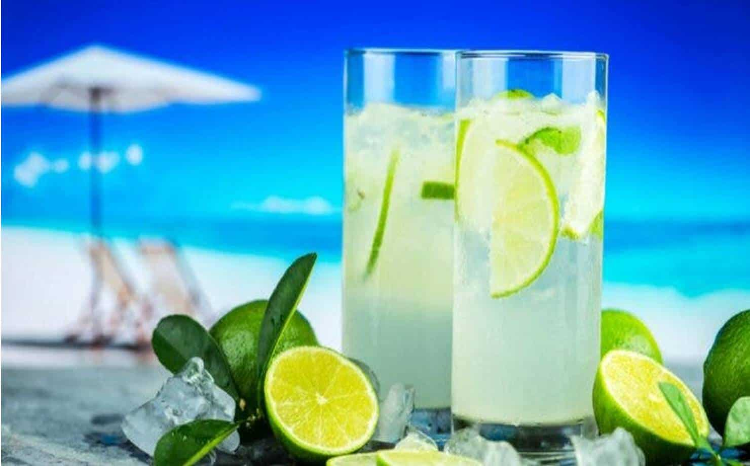 Bebida saudável para acelerar metabolismo
