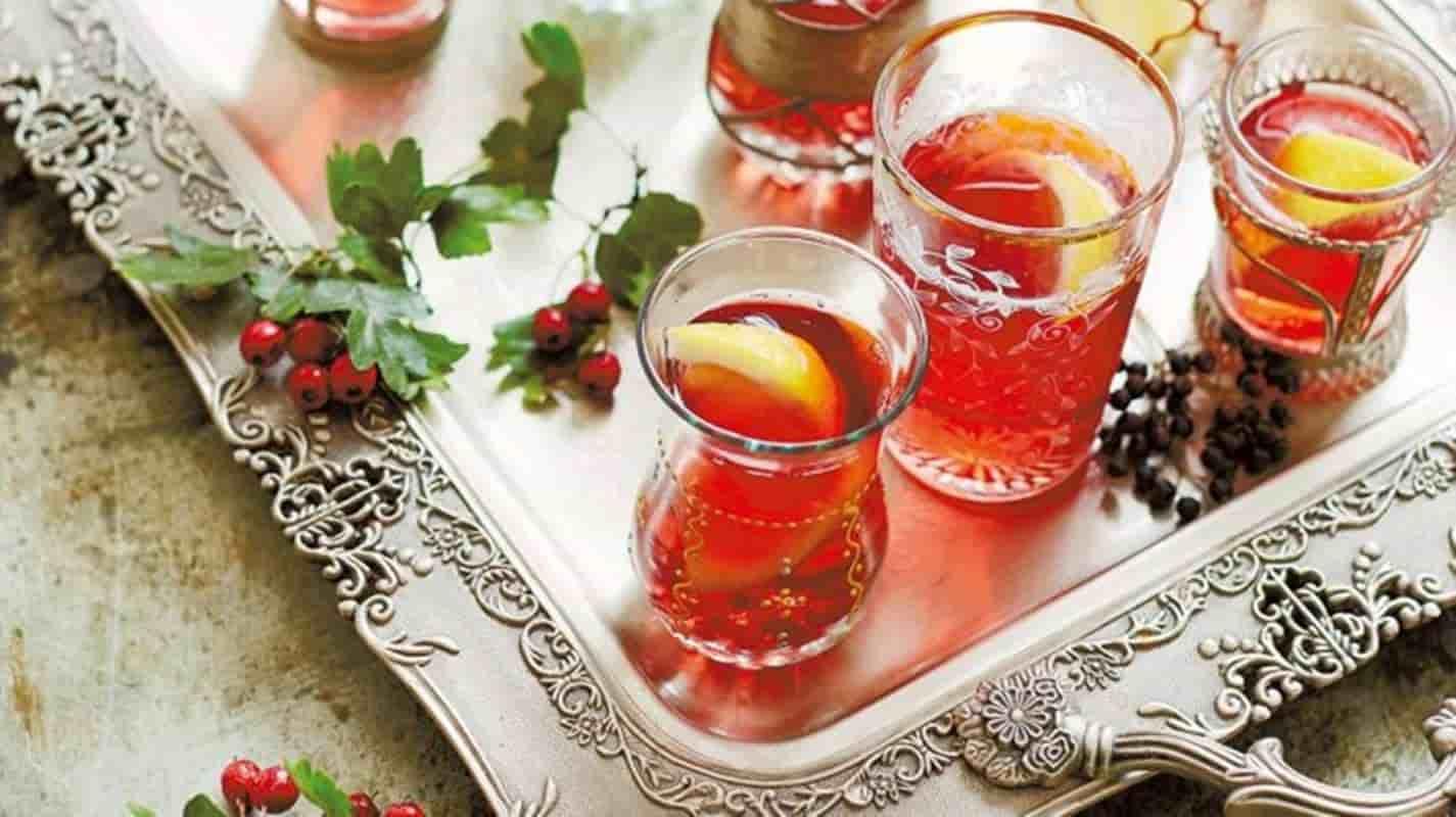 Prepara este chá que é uma explosão de antioxidantes de frutas