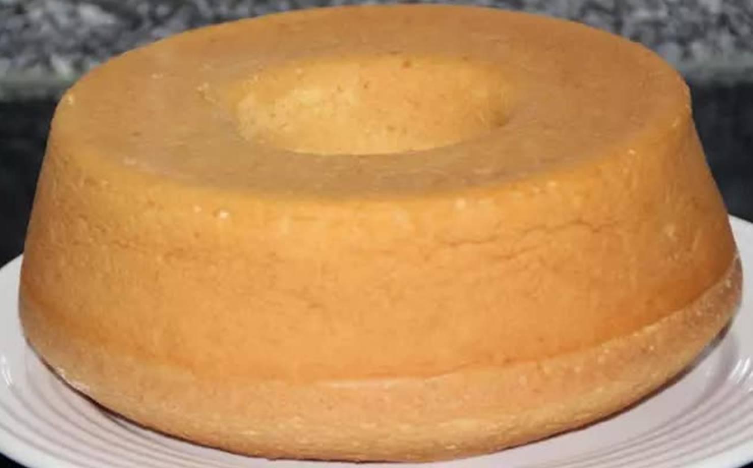 Como fazer um bolo delicioso sem manteiga, sem ovos e sem leite
