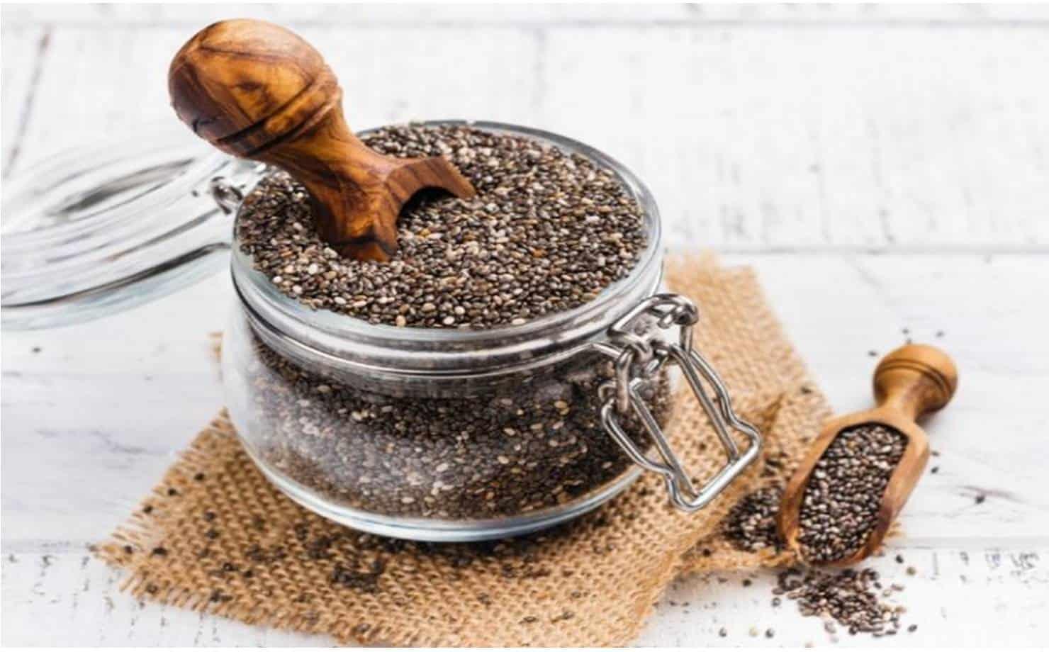 Descubra porque você deve incluir a semente de Chia na sua dieta