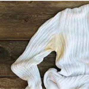 Roupa Branca com Manchas