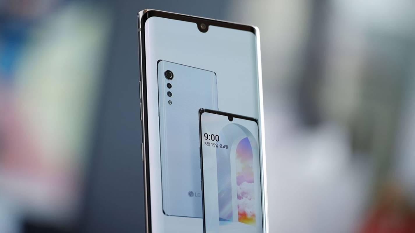 Crise: LG deixará de produzir celulares smartphones