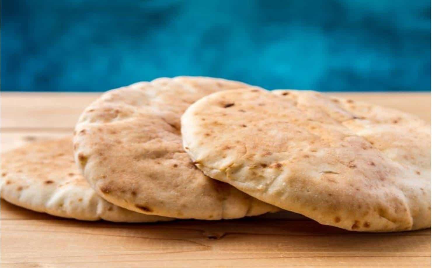 Pão de Aveia com 3 Ingredientes