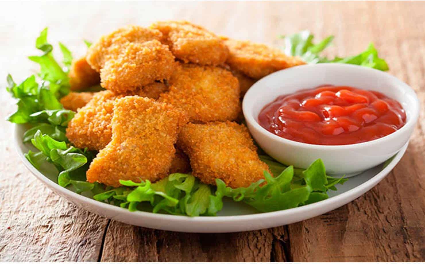Nuggets Saudáveis