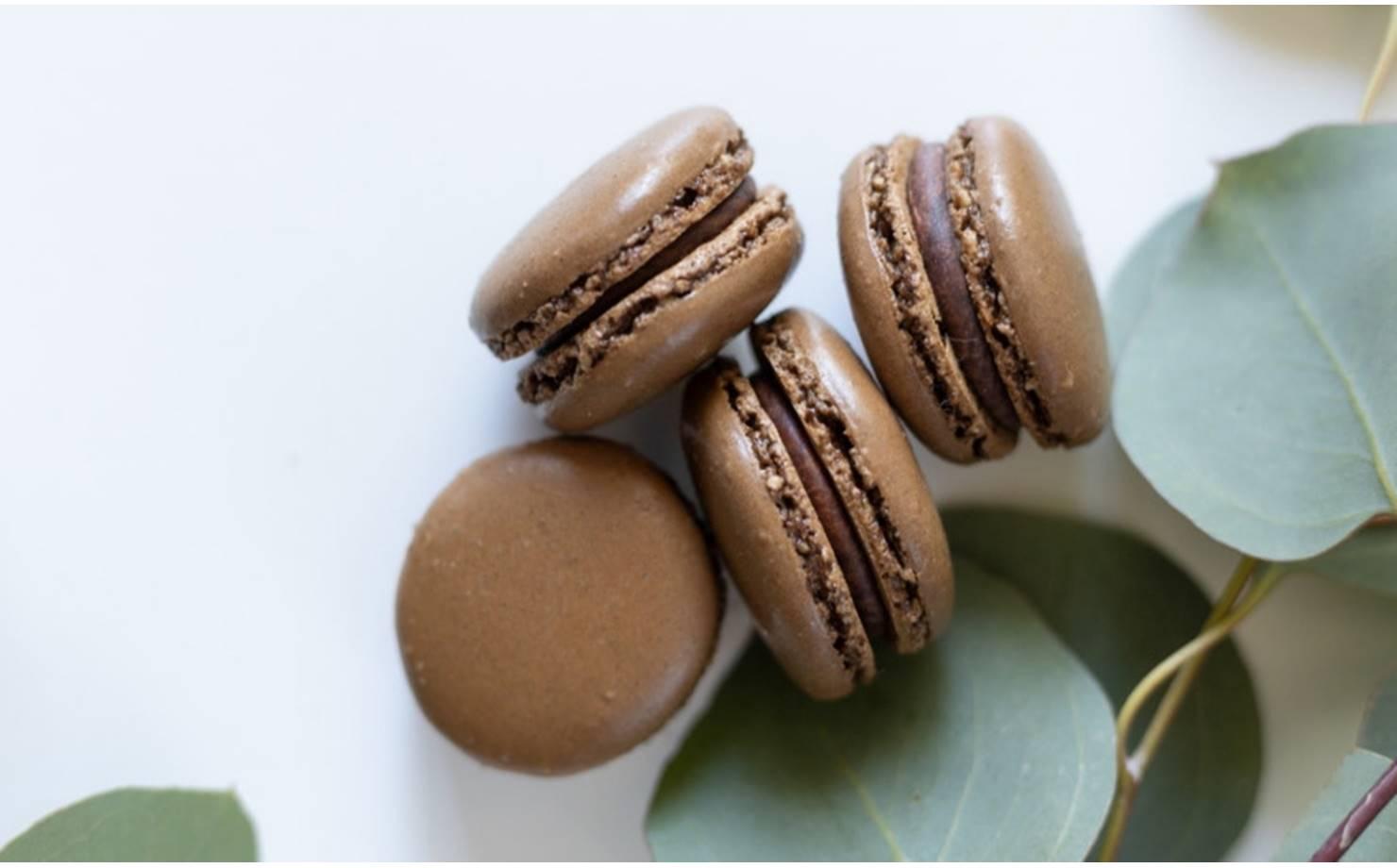 Biscoitos de Chocolate recheado