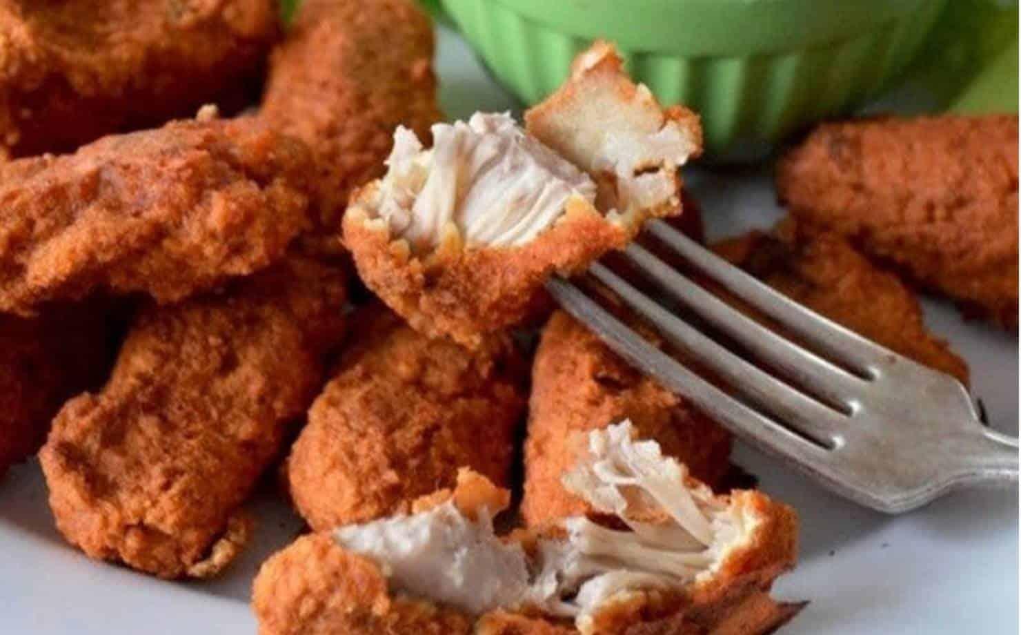 Como fazer um delicioso frango desossado crocante